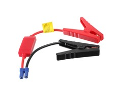 Clamps Clip Emergency Lead Cable for Car Trucks Jump Starter Battery Power Bank