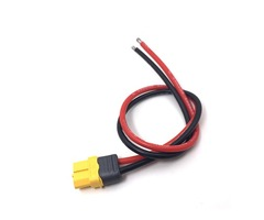 XT60 Input Output Power Cable 14AWG 30cm For iSDT SC-608 SC-620 Balance Charger