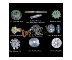 Chain Wheels, Stenter Machine Chain Wheels, Stenter Spare Parts