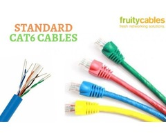 Standard Cat6 Cable