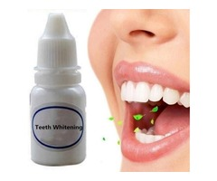 10 ml Teeth Whitening Mouth Cleaning Liquid Whitening Dental Bleaching Tools   bonanzamall