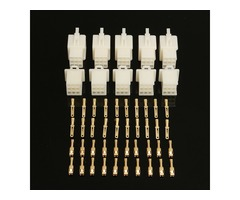 2 3 4 6 9 Way 2.8mm Connector Terminal Kits For Motorcycle Motor Bike