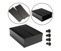 Split Body Aluminum Box Enclosure Case 120*97*40mm Electronic Project DIY Tool