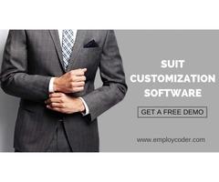 Suit Customization Software - Employcoder