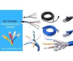 Standard Cat6 Cables