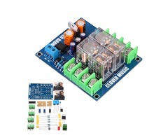 12-24V Dual Relay 7812+UPC1237 Speaker Protection Board Module DIY Kit For HIFI