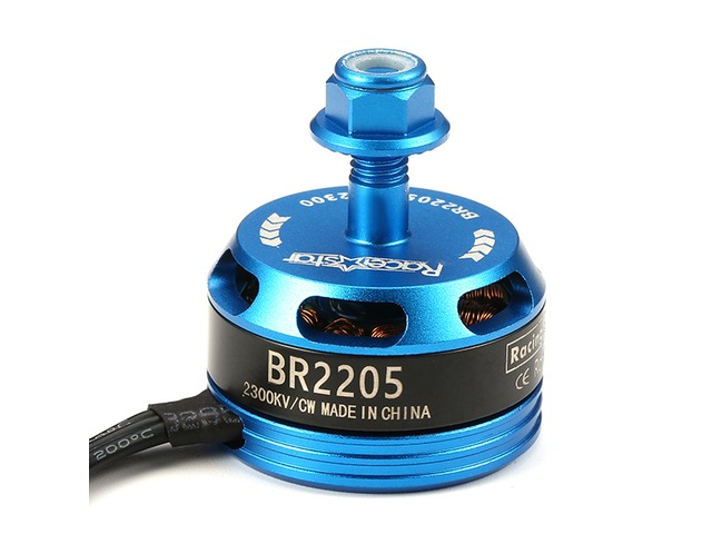 Racerstar Racing Edition 2205 BR2205 2300KV 2-4S Brushless Motor Light Blue For 220 250 RC Drone FPV | Free-Classifieds.co.uk