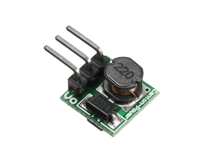 Mini DC-DC 0.8-3.3V To DC 3.3V Power Step UP Boost Module For Arduino Breadboard | Free-Classifieds.co.uk