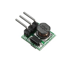 Mini DC-DC 0.8-3.3V To DC 3.3V Power Step UP Boost Module For Arduino Breadboard