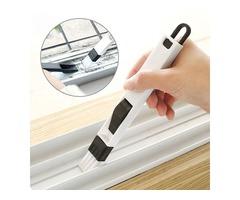 Honana HN-Q1 Window Recess Groove Clean Brush Dustpan Keyboard Drawer Crevice Wash Cleaning Tools
