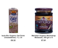 Natural Food Suppliers in London, UK