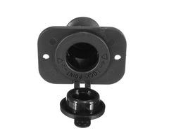 12V/24V Car Motorboat Waterproof Cigarette Lighter Socket USB Power Plug Outlet