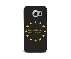 Samsung Galaxy S6 case : No brexit
