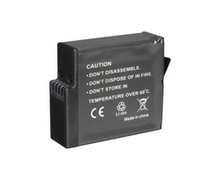 AHDBT501 Rechargeable 3.85V 1220mAh Li-ion Battery For Gopro Hero 5 Black Camera