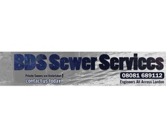 Professional London Sewers Cleaning & Maintenance