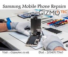 Samsung Mobile Phone Repairs | Gizmotec Ltd