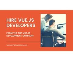 Hire Vue Js Developers   Vue.js Development Company - Employcoder