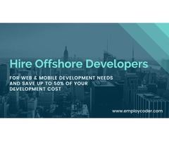 Hire Offshore Developers for your Software Development Project.