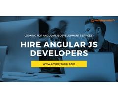 Hire Angular Js Developers | Angular Js Development Company - Employcoder