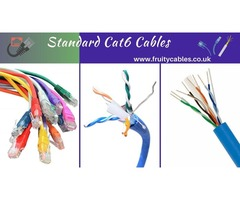 Are you looking for the broad collection of standard cat6 cables
