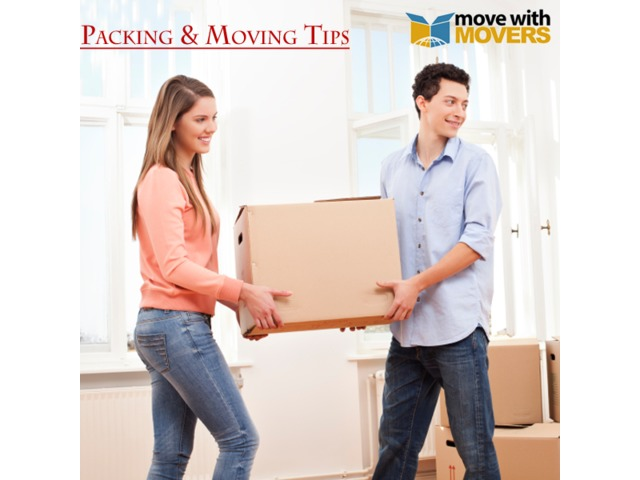 Packing Moving Tips on Movewithmovers for Hassle-free shifting | free-classifieds.co.uk