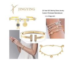 925 sterling silver rings fine jewelry wholesale supplier