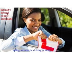 Ealing Provide Intensive Driving Course Automatic And Manual Driving Course In UK