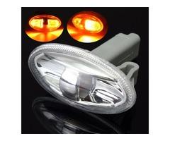Partner Side Indicator Repeater Light Lamp For Peugeot 108 107 407 206 1007 Bulb