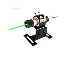 Precisely Pointing Berlinlasers Green Line Laser Alignment