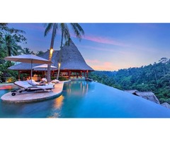 Ready for winter haven? Go on a vacation in Bali, Indonesia. Get a top low price offer from us now.