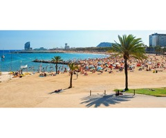 Go to a holiday in Barcelona, Spain now