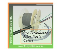 Buy Pre Terminated Fibre Optic Cables at Low Price