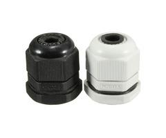 M20x1.5 IP68 Thread Compressio Stuffing Cable Gland Locknut