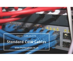 Purchase Online Standard Cat6 Cables at Lowest Market Price