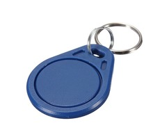 13.56MHz RFID Proximity IC Token Tag Key Keyfobs For Access System