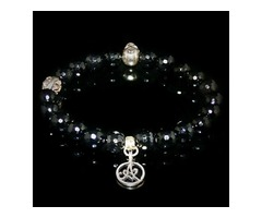 Black Onyx Bracelet For Strength and Balance