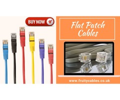 Get Online Flat Patch Cables