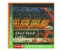 Purchase Short Patch Cables at Competitive Prices