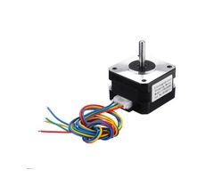 17HS2408S 4-lead 0.6A Nema 17 42 Motor 42BYGH Stepper Motor For 3D Printer CNC Part