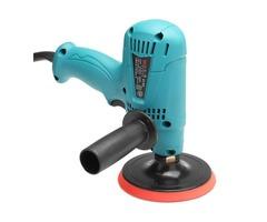 220V 800W Electric Polisher Furniture Polishing Waxing Machine Adjustable Speed 900-3500r/min