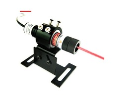 High Fineness Berlinlasers 50mW Pro Red Line Laser Alignment