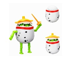 Boo nie Bears Transformable Egg Man Action Figure Funny Doll Toy