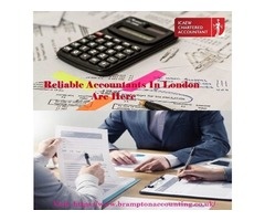 Brampton Accounting Are Secure And Reliable Accountants In London
