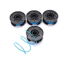 4pcs Replacement Spool For Ryobi One And AC14RL3AOEM Grass Trimmer Head Garden Tool