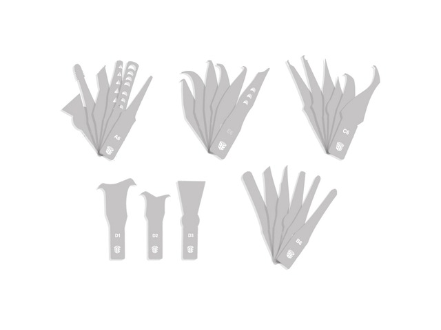 27-piece Blades set For BEST BST-69A CPU Cutter | free-classifieds.co.uk