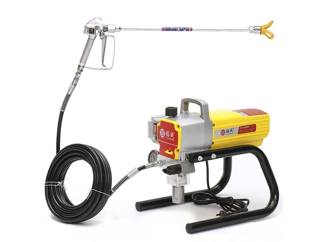 1800W 220V 5800Psi High Pressure Airless Spraying Machine Paint Sprayer Wall Spray Machine | FreeAds.info