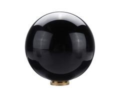 Universal Car Shift Knob Head Ball Head Round Ball With 3 Metal Adapter
