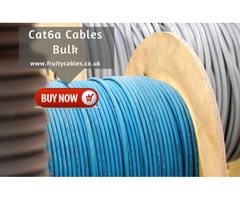 Buy online Cat6a Cables in Bulk at Wholesale Market Price