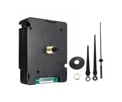 DIY Quartz Clock Silent Movement Replacement Hand Kits Signal Atomic Radio Receiver For Europe
