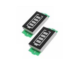 3S Lithium Battery Pack Power Indicator Board Electric Vehicle Battery Power Indicator 4V / 8V / 12V